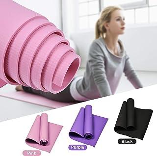 Wasafire Esterilla Yoga,Grosor de 4mm Antideslizante