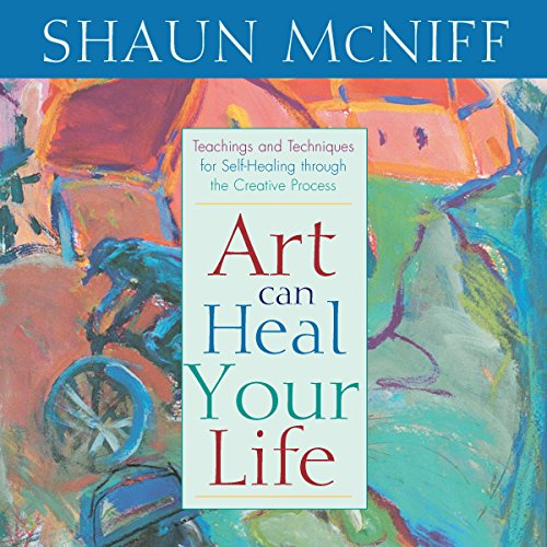 Art Can Heal Your Life audiobook cover art