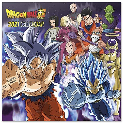 Erik Wandkalender Dragon Ball - Kalender 2021