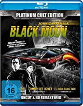 Black Moon Rising ( Black Moon ) [ Blu-Ray, Reg.A/B/C Import - Germany ]