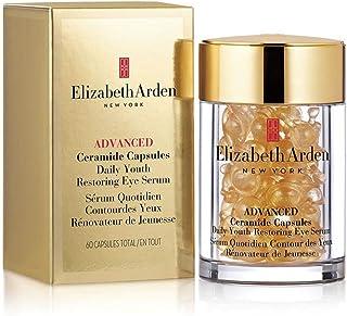 كبسولات السيراميد المتطورة من إليزابيث أردن، مصل للعين لاستعادة الشباب اليومي والمضاد للشيخوخة ومرطب للعين