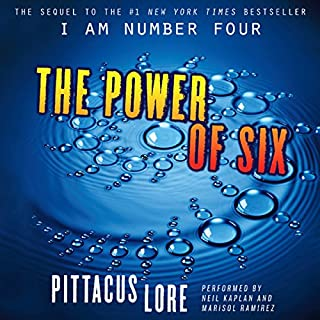 The Power of Six cover art