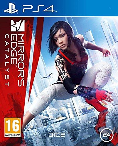Mirror's Edge Catalyst Jeu PS4