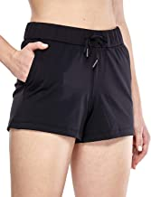 CRZ YOGA Women's Stretch Lounge Shorts Sports Hiking Athletic Shorts with Pockets -2.5 Inches