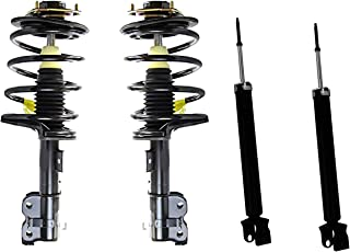 OREDY 2PCS Rear Shock Absorber Left Right Shock Struts 344404 Compatible with Dodge Nitro//Jeep Liberty 2007 2008 2009 2010 2011//Jeep Liberty 2002 2003 2004 2005 2006 2012