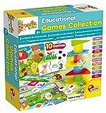 Lisciani Colección de 10 Juegos educativos (80243)