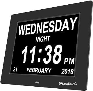Calendario Elettronico.Amazon It Calendario Elettronico Honglanao