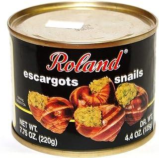 Roland - Escargots Snails, (4)- 7.75 oz. Cans