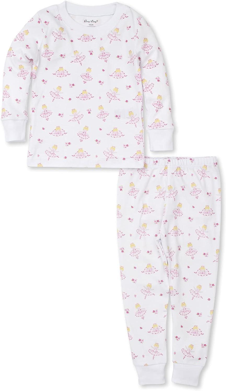 Kissy Kissy Baby-Girls Infant Darling Dancers Print Long Pajamas Set