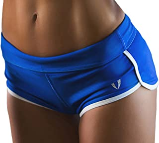 FIRM ABS Womens Moisture-Wicking Running Shorts