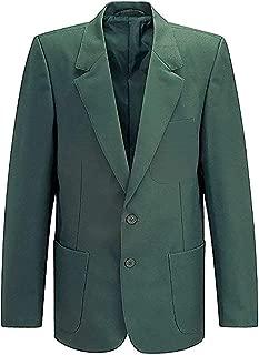 Boys Girls Kids School Blazer Children Long Sleeve Uniform Formal Pocket Coat 27-54 Inches