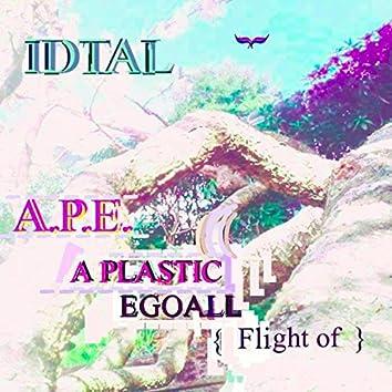 A Plastic Ego, A.P.E. (feat. Srvtr & Glidas Brugaro)