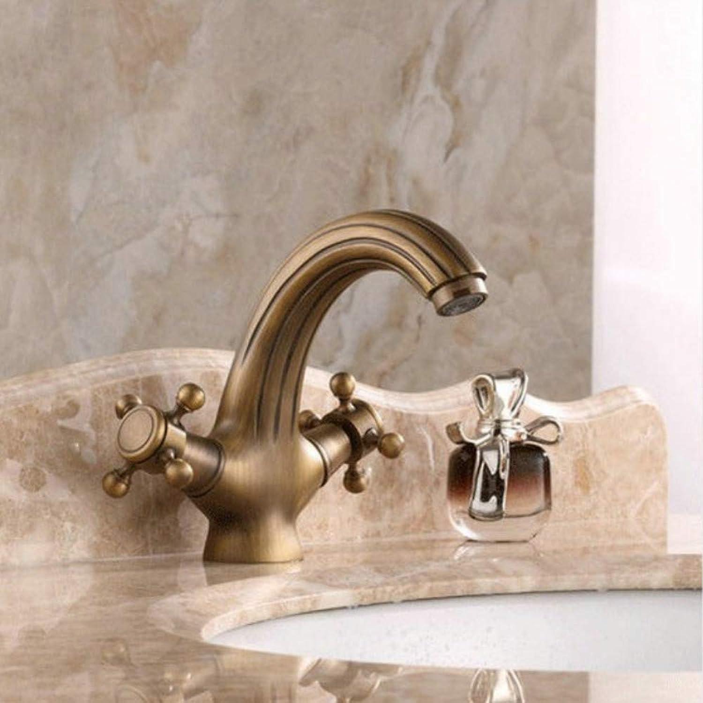 Lddpl Wasserhahn Neupreis Promotions Vintage Einlochmontage Bad Küche Becken Wasserhahn Antike Muster Mischbatterie