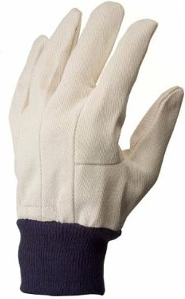 G F Products 7407L-12 Men's Sale Special Price Overseas parallel import regular item Glove Cotton Work Canvas S Gloves