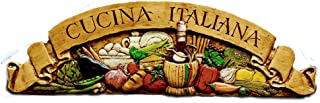 Piazza Pisano Italian Kitchen Wall Decor Cucina Italiana Door Topper