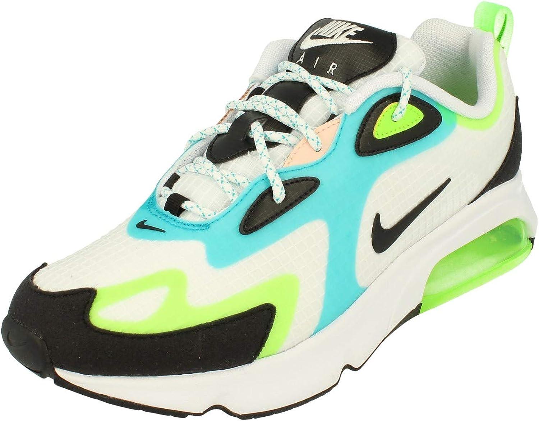 Amazon.com | Nike Air Max 200 Se Running Shoe Mens Cj0575-100 ...