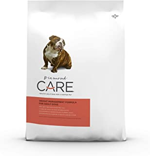 Diamond CARE Adult Dry Dog Food to Support Health Issues with Weight Management, Sensitive Skin, Sensitive Stomach and Pro...