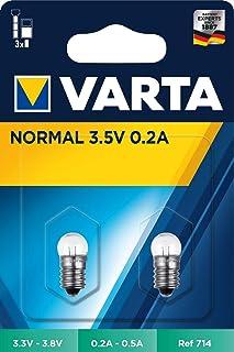 VARTA Bombilla para linternas