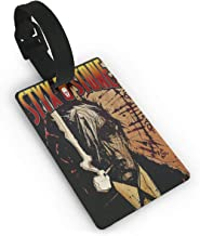 Lizhiguozhuanmai Styx Tags Carry On Cards Expression Luggage Tag Travel Card Bag Label Card Identity Card Baggage Tags