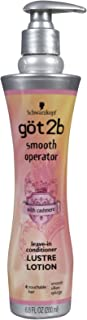 got2b Smooth Operator Leave In Conditioner Luxe Lotion 6.80 oz