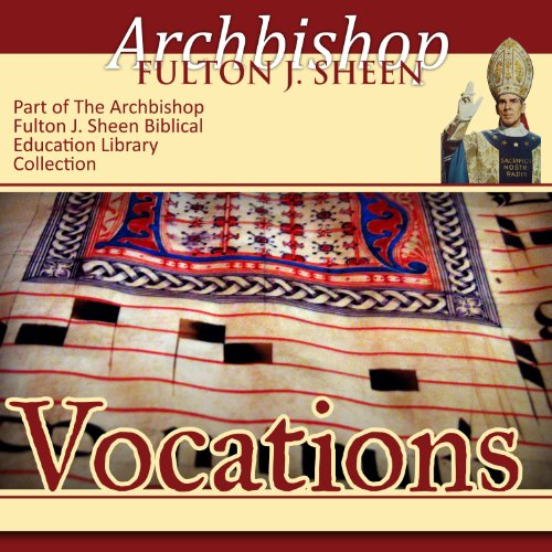 Vocations audiobook cover art