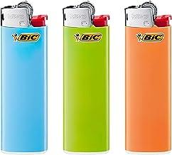 BIC Lighter J3 Slim - Pack of 6