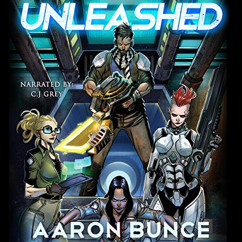 Couverture de Unleashed