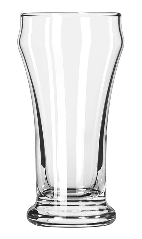 出発絞る脱臼するLibbey Beer TastingサンプラーPilsnerガラス、6オンス( # 16?)?–?4のセット 6 US fl. oz. 16