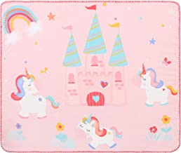 """Unicorn Baby Blanket 