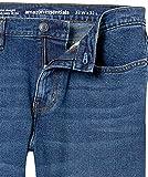 Amazon Essentials Men's Straight-Fit Stretch Bootcut Jean, Medium Wash, 36W x 30L