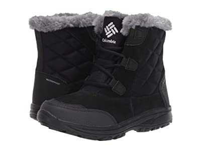 Columbia Ice Maidentm Shorty (Black/Columbia Grey) Women