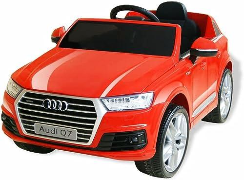 Festnight Elektrisches Kinder-Aufsitzauto Rot 6 V