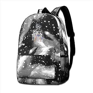 Ultra Instinct Goku Super Saiyan Unisex Galaxy School Backpack Backpack Unisex Nebula Travel Backpack