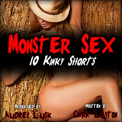 Monster Sex: 10 Kinky Shorts audiobook cover art