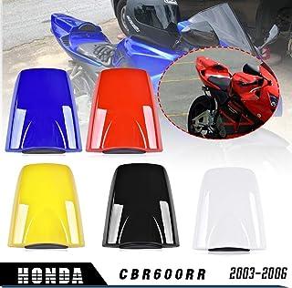 Nero Motocicletta 13 14 CBR500R Passeggero posteriore Sedile Coperchio carena ABS plastica for 2013-2015 Honda CBR-500-R CBR 500R 2014