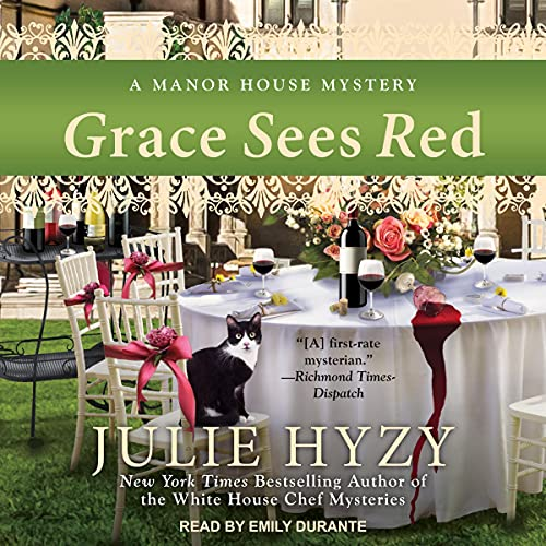Grace Sees Red Audiobook By Julie Hyzy cover art