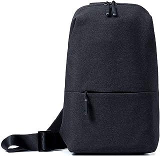 8ef0de3bfe HONGIGI Xiaomi Mi Unisexe Imperméable Minimaliste Urbain Sac À Dos Loisirs  Poitrine Pack Style Sacs À