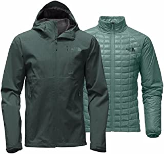 c03f0a34830 The North Face Thermoball Triclimate Jacket Mens (X-Large, Darkest Spruce  Heather)