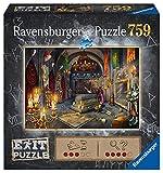 Ravensburger EXIT Puzzle 19955 - Im Vampirschloss - 759 Teile Puzzle für Erwachsene und Kinder ab 12 Jahren