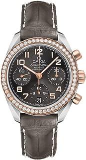 Speedmaster Chronograph Diamond Women's Watch 324.28.38.40.06.001