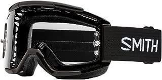 Smith Optics Adults Squad MTB Off Road Goggles - Clear AFC Lens - SQB1