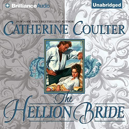 The Hellion Bride audiobook cover art