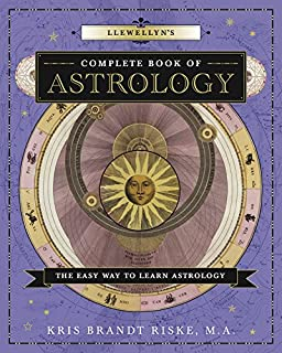 Llewellyn's Complete Book of Astrology: The Easy Way to Learn Astrology (Llewellyn's Complete Book Series 1) (English Edit...