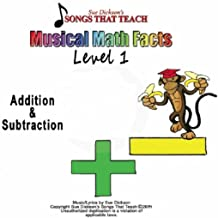 Musical Math Facts, Level 1: Addition & Subtraction