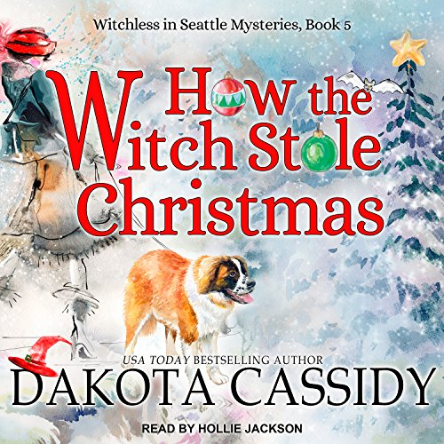 How the Witch Stole Christmas audiobook cover art