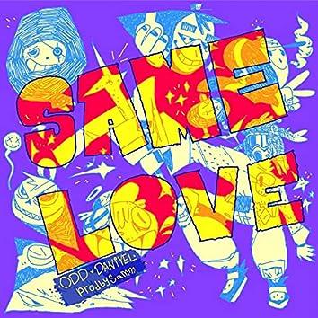 Same Love (feat. Daniyel)
