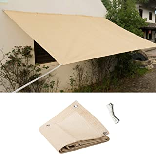 SHIJINHAO Shading Net 6-pin Encryption With Metal Hole Perfect Sun Protection Home Durable Shade Cloth Tear-resistant Poly...