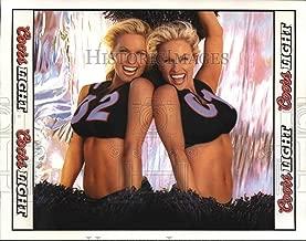 Historic Images - Vintage Press Photo The Coors Light Twins Diane and Elaine Kimaszewski - noa74067
