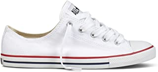 Converse Men's Dainty Canvas Low Top Sneaker