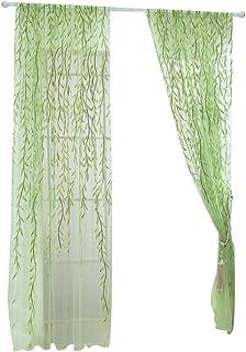 WINOMO Adesivo pellicola finestra Adesivo pellicola smerigliato fiori bianchi 100x45cm